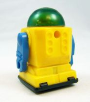 Robot - Robot Roulant (jaune) 02