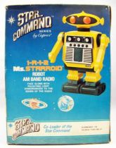 Robot - Star Command Series by Caprice - i-R-1-2 Ms.Starroid (Robot AM Band Radio) 01