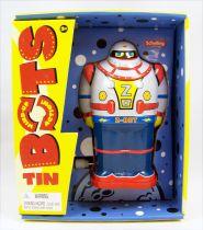Robot - Wind-Up en Tôle Tin Bots (Z-BOT) - Schylling