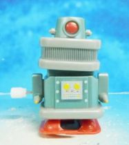 Robot - Wind-Up Robot #4 (Protocol)