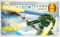 Robotech - Harmony Gold - MAC II Monster Destroid Cannon