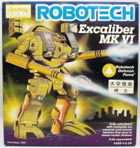 Robotech - Matchbox - Excaliber MK VI