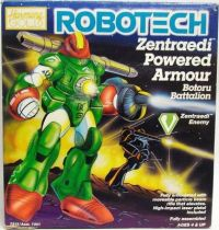 Robotech - Matchbox - Zentraedi Powered Armour (Botoru Battalion)