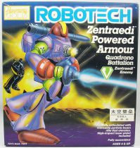 Robotech - Matchbox - Zentraedi Powered Armour (Quadrono Battalion)