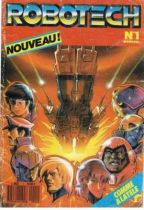Robotech - NERI Editions - Monthly magazine #1