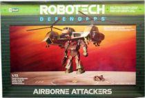 Robotech Defenders - Maquette Ceji Revell - Airborne Attackers 1/72ème