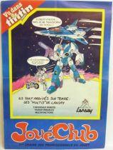 Robotech Henshin Robo - Jouéclub 1985 promotional poster
