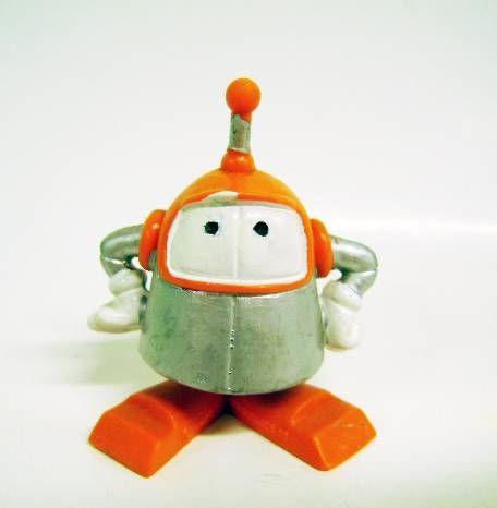 Robotins - Schleich PVC Figure - Jacques