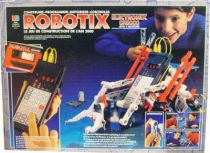 Robotix - Electronix CR5000 with 2 motors - MB Milton Bradley
