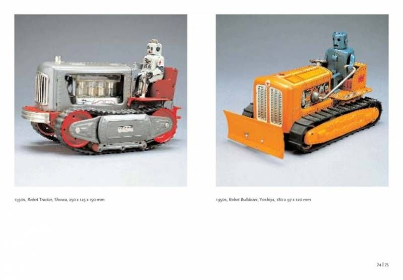 Robots, Spaceships and Other Tin Toys - Teruhisa Kitahara (Author) & Yukio Shimizu (Photographer) Edition Tashen 2006