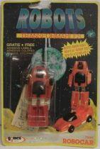 Robots Transformables - Robocar