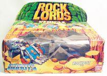 "Rock Lords - Rockpot \""Vehicle\"" - Bandai"