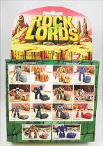 Rock Lords - Spearhead - Bandai