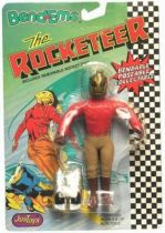 Rocketeer - Bendable figure - Mint on card