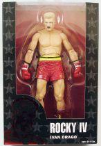 "Rocky 40th anniversary - NECA - Ivan Drago \""red trunks\"" (Rocky IV)"