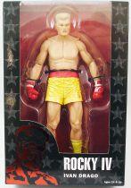 "Rocky 40th anniversary - NECA - Ivan Drago \""yellow trunks\"" (Rocky IV)"