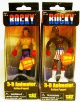Rocky Balboa vs. Apollo Creed (3-D Animator) - Fun4All