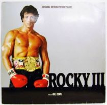 Rocky III (Original Motion Picture Soundtrack) - Record LP - EMI 1982