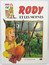 Rody El Cid - G. P. Rouge et Or A2 Editions - Rody and the monks