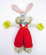 Roger Rabbit - 10\'\' plush w/suction 1987 - Loose