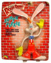 Roger Rabbit - 12\'\' bendable figure LJN 1988 - Mint on card