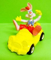 Roger Rabbit - 3\'\' PVC figure Bully 1988 - Mint