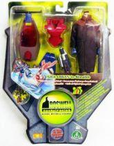 Roswell Conspiracies - Nick Logan in Stealth - figurine Giochi Preziosi