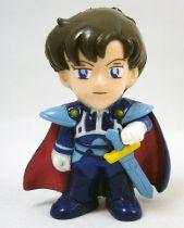 Sailor Moon - Figurine PVC Super-Deformée - Prince Endymion - Bandai