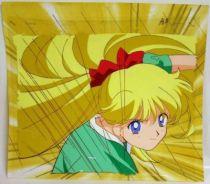 Sailor Moon - Toei Animation Original Celluloid - Sailor Venus