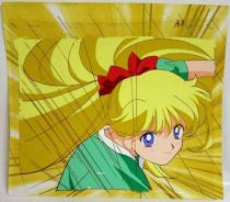 Sailor Moon - Toei Animation Original Celluloid - Sailor Venus
