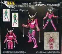 Saint Seiya - Action Saint DX - Andromeda Shun