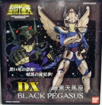 Saint Seiya - Action Saint DX - Black Pegasus