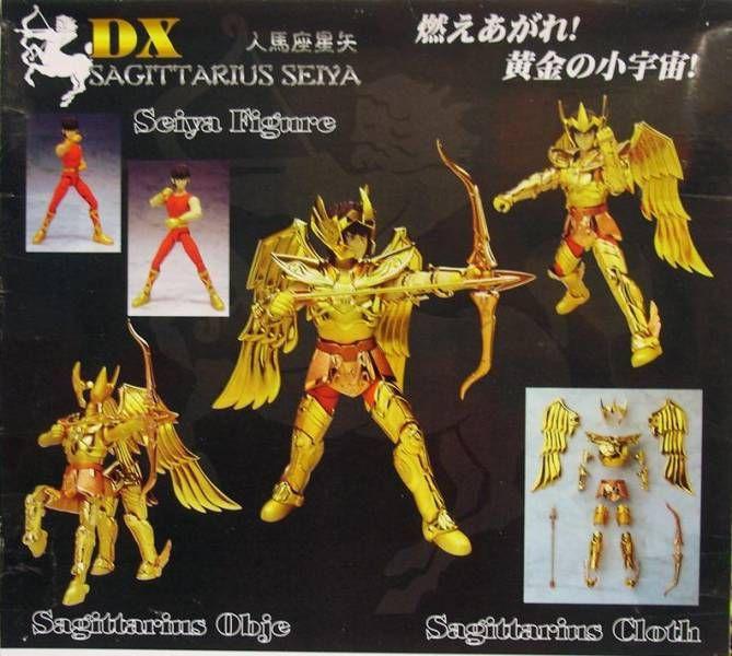 Saint Seiya - Action Saint DX - Sagittarius Seiya