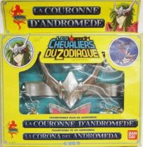 Saint Seiya - Andromeda Cloth mask - Bandai France
