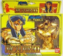 Saint Seiya - Aquarius Gold Saint - Camus (Bandai Spain)