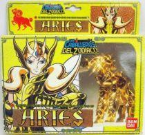 Saint Seiya - Aries Gold Saint - Mu (Bandai Spain)
