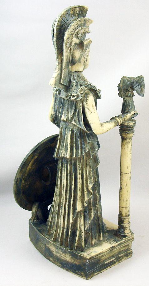 Saint Seiya - Athena\'s Temple Statue