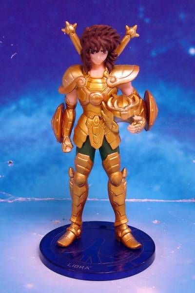 Saint Seiya - Bandai - Agaruma Figure - Libra Dohko