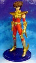 Saint Seiya - Bandai - Agaruma Figure - Pegasus Seiya v.2 \\\'\\\'gold\\\'\\\'