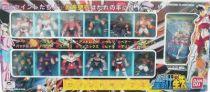 Saint Seiya - Bandai - Galaxian Wars figures box set