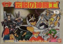 Saint Seiya - Bandai - Saint Seiya small size board game \'\'Battle at Asgard\'\'