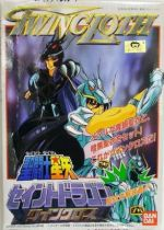 Saint Seiya - Bandai Model-kit - Dragon Cloth (Shiryu) & Black Dragon