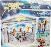 Saint Seiya - Giochi Preziosi - Coliseum Arena Knights of the Zodiac