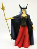 "Saint Seiya - Kaiyodo - Polaris Hilda - 5"" resin garage kit assembled and painted"