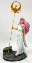 "Saint Seiya - Kaiyodo - Saori Kido Athena - 5"" resin garage kit assembled and painted"