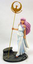 "Saint Seiya - Kaiyodo - Saori Kido Athena - 5\"" resin garage kit assembled and painted"