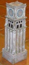 Saint Seiya - La Grande Horloge du Sanctuaire (Version blanche)