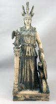 Saint Seiya - La Statue du Temple d\'Athena