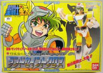Saint Seiya - Land Cloth Steel Saint - Daichi (Bandai Japan)