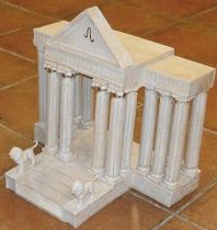 Saint Seiya - Le Temple du Lion